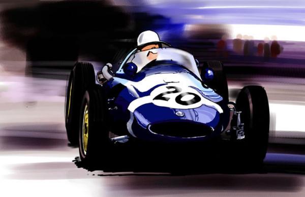 F1-COOPER -1960