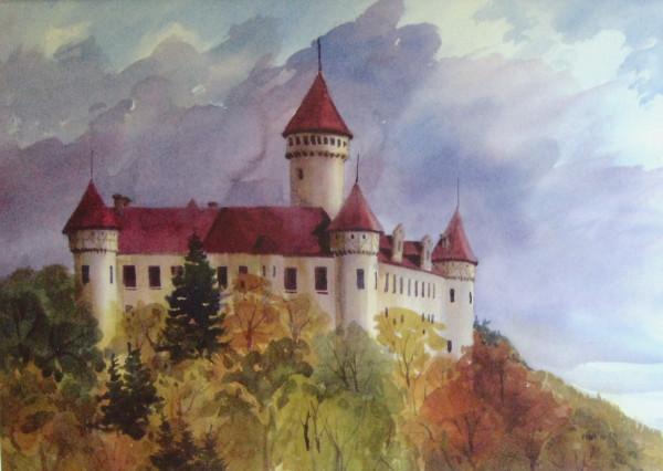 castle czech rep.-